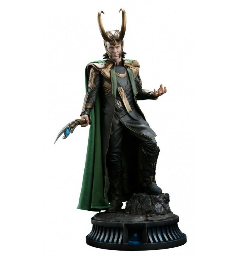 Sideshow Marvel Estatua Premium Formato Loki