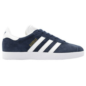 Adidas-originals-gazelle-Men-039-s-Sneaker-BB5478-Navy-Blue-Leisure-Retro-Shoes