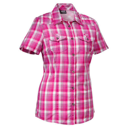 Jack Wolfskin FARO shirt women donna Camicia donna Camicia Donna Blusa Camicia Outdoor