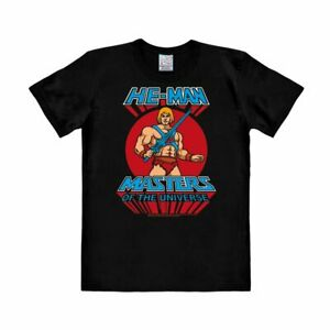 Easy Fit T-Shirt-MASTERS OF THE UNIVERSE-HE-MAN-XL - NUOVO/CONFEZIONE ORIGINALE