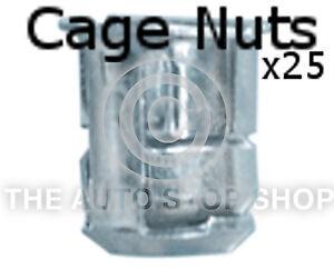 Verschluss-Gitter-Muttern-Peugeot-306-307-308-4007-Usw-Teilenummer-1143pe