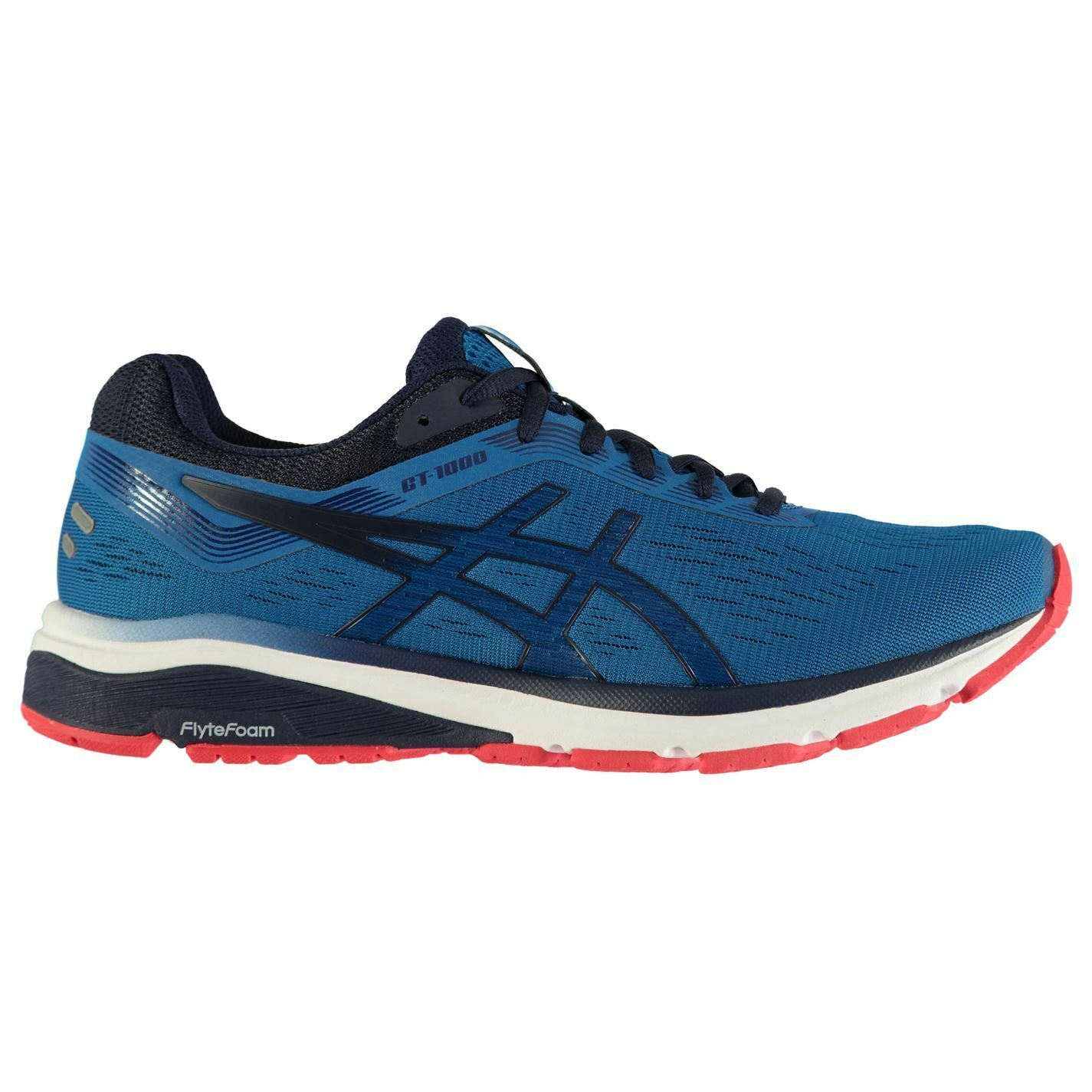 Asics Mens Gt 1000 V7 Running shoes Athletic Trainers Sneakers Sport Footwear