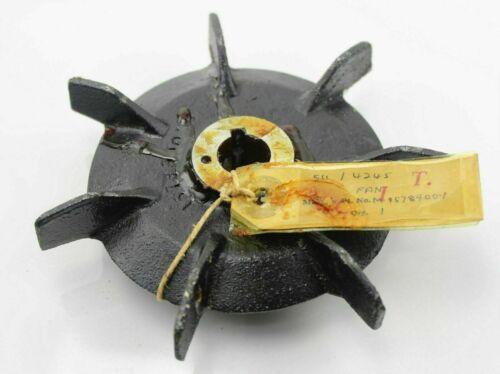 Fan 5U//4245 MI578900-1 C.I.T Metal RAF Vintage Aircraft Spare Steampunk
