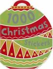 1000 Stickers: Christmas by Thomas Nelson (Paperback / softback, 2013)