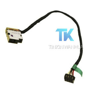 DC-Power-Jack-Harness-for-HP-Pavilion-P-N-709802-YD1-CBL00360-0150-719859-001
