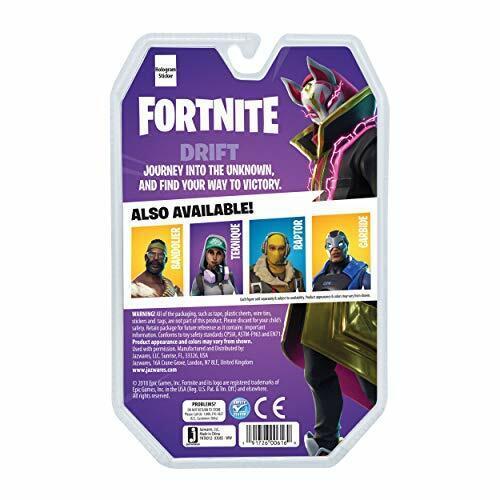 Fortnite FNT0012 solo modalità 1 Figura Pack-DRIFT
