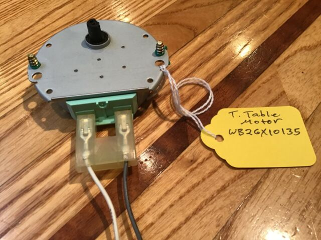 Turntable Motor With R