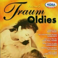 Traum Oldies 5 (Radio Nora, 2003) Cat Stevens, Roxy Music, Susan Raye, Mi.. [CD]