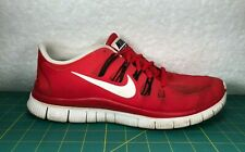 62e244ec77fb item 3 Nike Free 5.0 Game Red And White Black Running Shoes Sneakers~Men s  Size 11 -Nike Free 5.0 Game Red And White Black Running Shoes Sneakers~Men s  Size ...