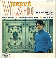 HERVE VILARD JOLIE OU PAS JOLIE FRENCH ORIG EP