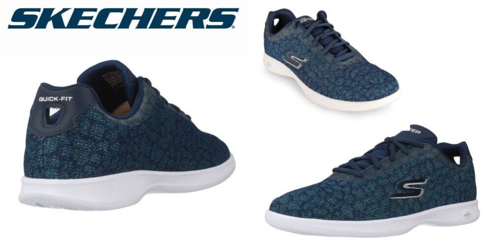 Skechers Footwear Go Step Lite Radiancy Größe Uk4 Uk4 Uk4 New With Tags FREE Delivery fb34a7