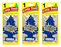 Car Scented Little Trees Hanging Car Air Fresheners 24pk Individually Sealed