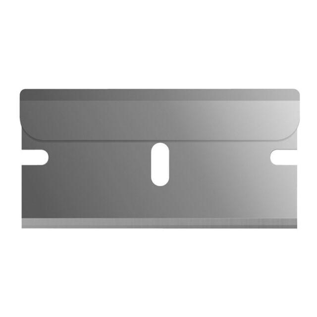 50 x Sterling Single Edge Razor Window Scraper Blades Cleaner Tool Made in USA