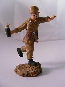 Soldat / Figur / Weltkrieg / ca. 8 cm / Soldier Para folgore / WW / Neu