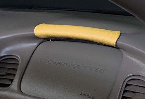 Red 1997-2004 C5 /& Z06 Corvette Grab Handle Accent