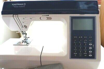 1 Eastmen Tailor Es500 Sewing Machine Nieuwe Rassen Worden Na Elkaar GeïNtroduceerd