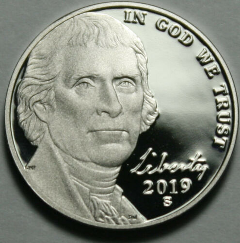 2019-S Jefferson Nickel Proof
