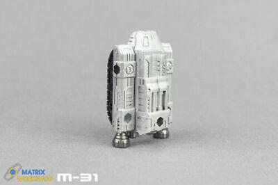 NEW ARRIVAL M-30 KIT set FOR THE earthrise Wheeljack