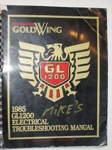 1985 goldwing wiring diagram 1985 honda goldwing gl1200 electrical troubleshooting wiring  1985 honda goldwing gl1200 electrical