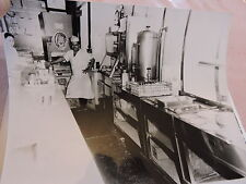 1960 Puerto Rican short order cook diner New York City NYC Photo