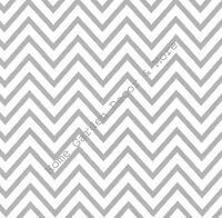 Gray White Zig Zag Lines Geometric Stripe Vinyl Contact Paper Shelf Drawer Liner
