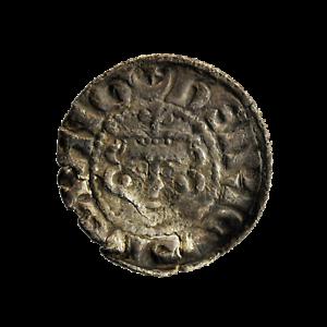 Henry III Voided Long Cross Penny - Class 1b - Canterbury Mint - Scarce HHC5795