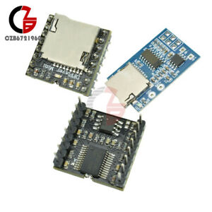 Mini-TF-Card-U-Disk-WMV-MP3-Decoder-Player-Audio-Voice-Module-Arduino-DFPlayer