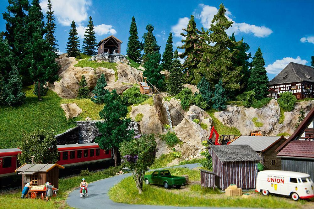 Faller 130323 Materialseilbahn  NEU NEU NEU in OVP    | Wunderbar  4d78ef