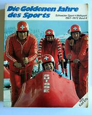 sport Suisse JO ski Schweitzer weltsport 1967 - 1972 Spitz Jack Stewart histoire