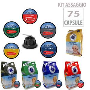 KIT-ASSAGGIO-75-CAPSULE-CIALDE-CAFFE-BORBONE-COMPATIBILI-NESCAFE-DOLCE-GUSTO