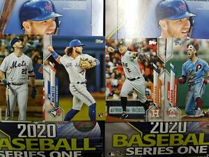 2020-Topps-Baseball-1-175-COMPLETE-YOUR-SET-YOU-PICK-FROM-LIST