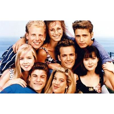 BEVERLY HILLS 90210 80's & 90's Posters Teen TV Movie Poster 24 in by 36 in