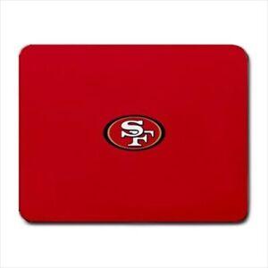 San Francisco 49ers American Football Mouse Pad Mat Computer Mice Mousepad