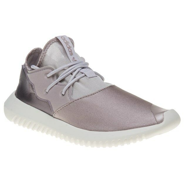 New Wo Hommes adidas Gris Violet Tubular Entrap Neoprene Trainers Retro Lace Up