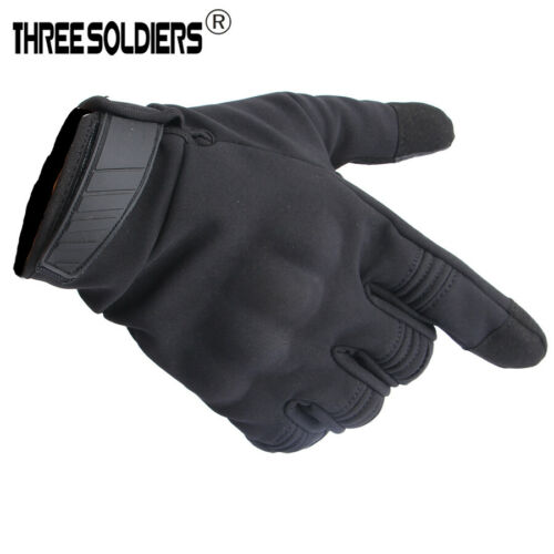 Men Military Tactical Gloves Outdoor Sports Army Full Finger Waterproof Gloves