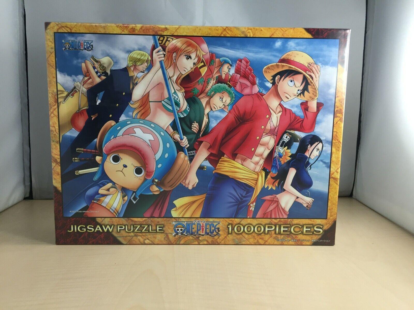 Jigsaw Puzzle  One piece leing [second] -Coloree - 1000 piece KWD - 1000 - 01  nelle promozioni dello stadio