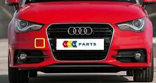 AUDI A1 8X 11-14 NEW GENUINE FRONT BUMPER TOW HOOK EYE COVER CAP 8X0807241A