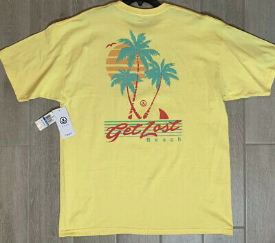 NEFF Mens Graphic Design T-Shirt