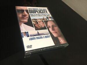 Duplicity DVD Julia Roberts Clive Owen Scellé Neuf