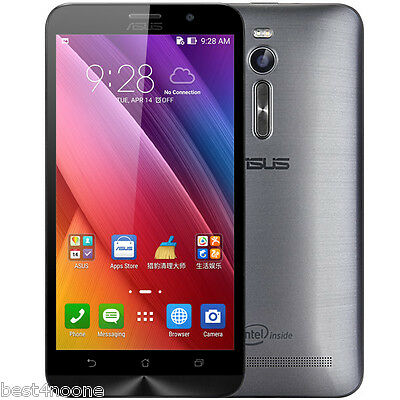 "ASUS ZenFone 2 Android 5.0 4G LTE 5.5"" Intel 64bit Quad Core 1.8GHz 4GB+16GB"