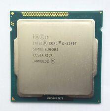 INTEL CORE I3 3240T DUAL CORE 4 THREAD 2.9GHz 3MB 35W LGA1155 PROCESSOR CPU
