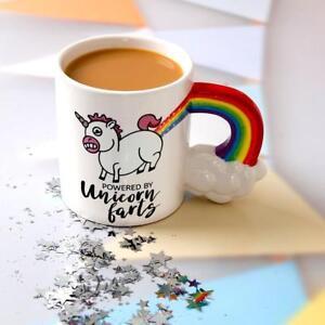 Tasse Fantaisie bigmouth licorne pets tasse fantaisie cadeau présent céramique café
