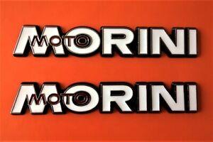 MOTO-MORINI-350-500-FUEL-TANK-BADGES-PLASTIC-STICK-ON-PAIR