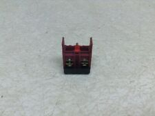 TSC Details about  /Maruyasu YP-16R Red Momentary Push Button YP16R