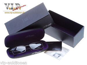 MüHsam S.t.dupont Titanium Brille Sonnenbrille Glasses Sunglasses Lunettes Occhiali Neu Kaufen Sie Immer Gut