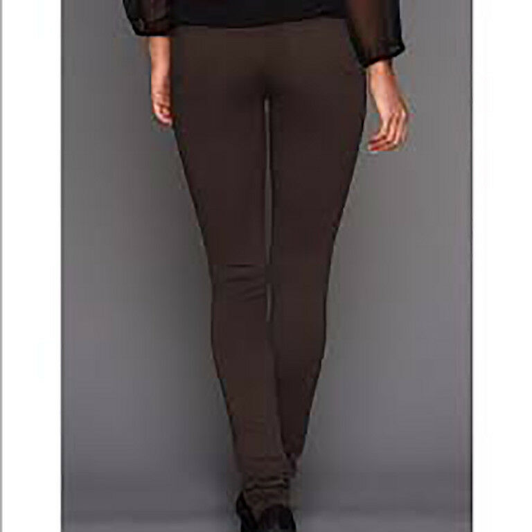 AG Adriano goldschmied The Legging Ankle Super Skinny Jeans 24 NWT 168 BRN CORD