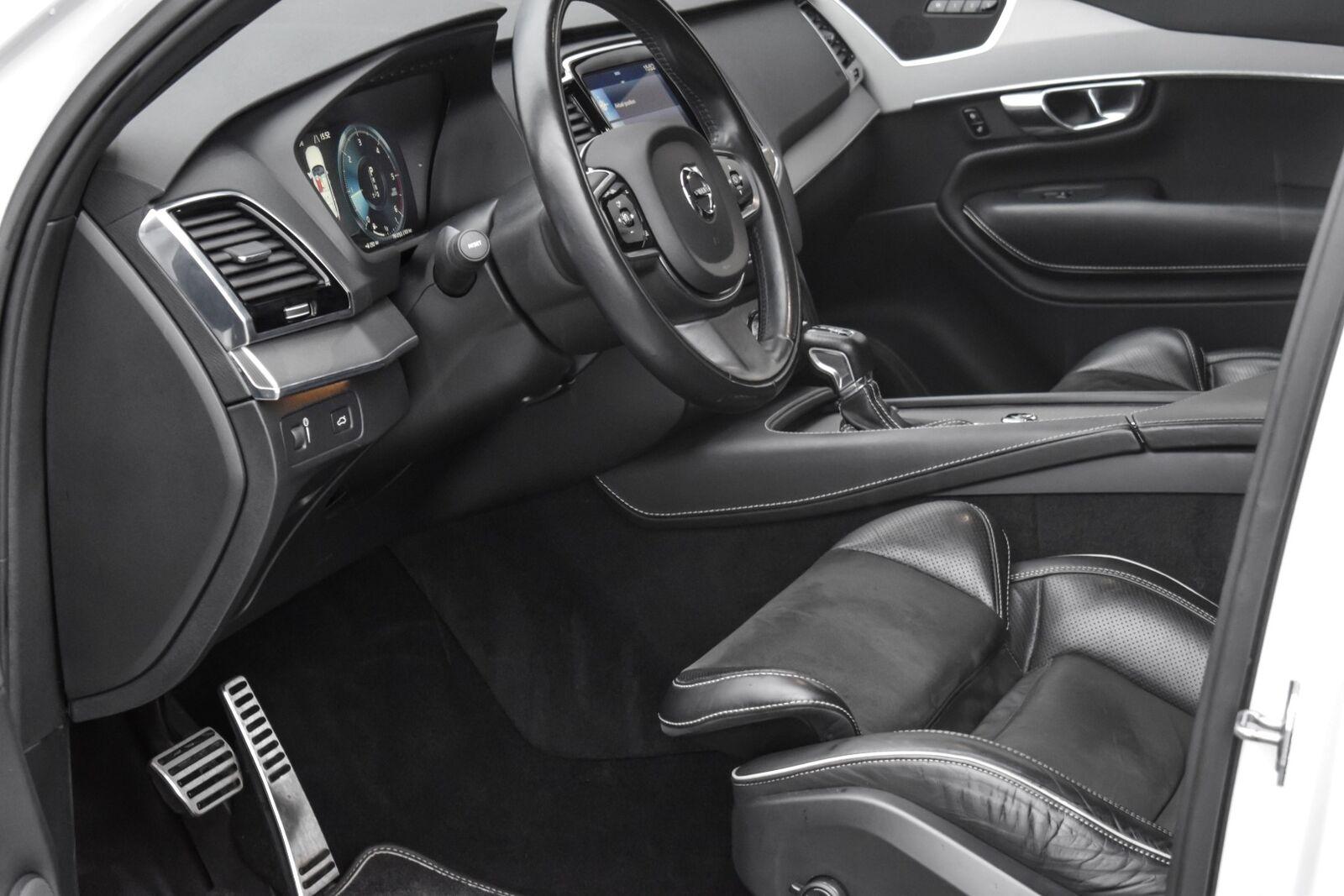Volvo XC90 2,0 D5 225 R-Design aut. AWD 7prs - billede 8