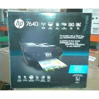 Printer Hp Envy 7640 Wireless All-in-one Color Photo Printer (e4w43ab1h)