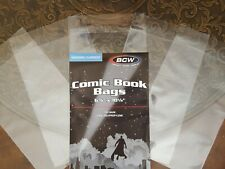 500 Ct Max Pro Current Comic Bags /& Backing Boards NEW 6-578 x 10-1//2