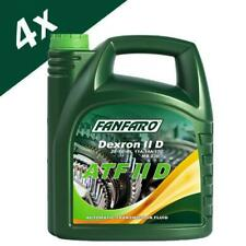 Transmission Oil 4 Liter FANFARO ATF IID Auto Gearbox Automatic Fluid